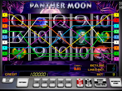 Видеообзор слота Panther Moon